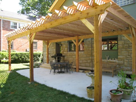 1000 Images About Backyard Pergola On Pinterest