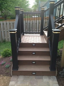 TimberTech deck Lees Summit MO