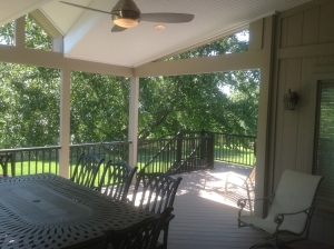 Overland Park open porch builder lr