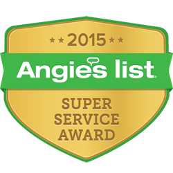 Archadeck of Kansas City has won the Super Service Award every year since 2009